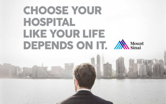 Mount Sinai-Choose Your Hospital